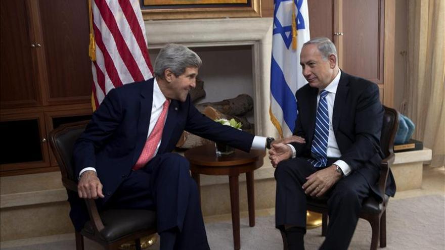 Israel espió a Kerry en las negociaciones de paz de 2013, según Der Spiegel
