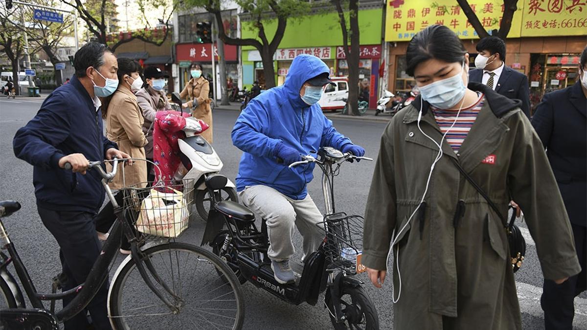 Wuhan, el epicentro de la pandemia.