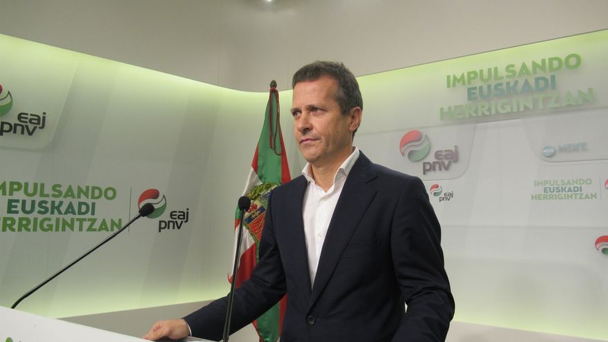 """PNV seguirá """"pie contra pared"""" ante la recentralización y defiende que el reconocimiento nacional reforzaría al Estado"""