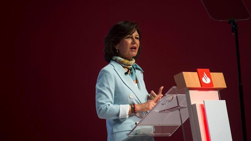 Santander lanza un servicio de transferencias internacionales con blockchain