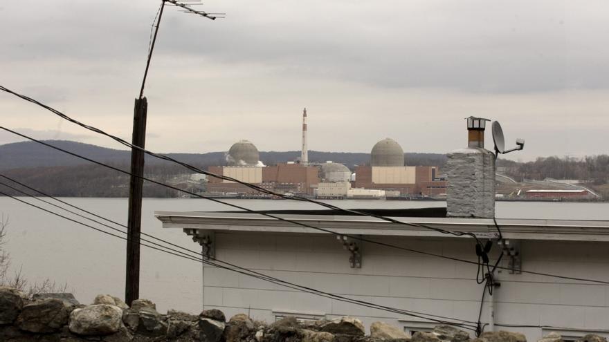 Nueva York cerrará este viernes la central nuclear de Indian Point