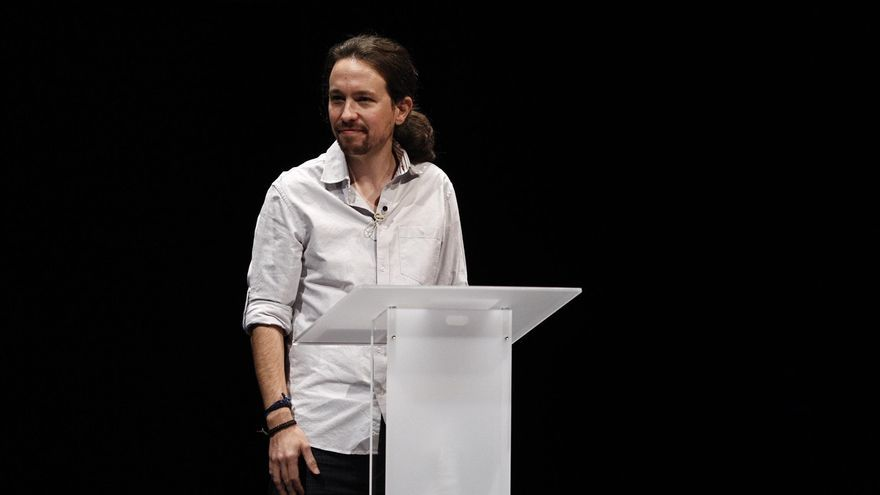 Iglesias cree que al PSOE le iría mejor en los debates si fuera con Susana Díaz o con Felipe González
