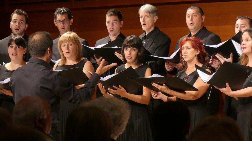La Coral de Cámara de Navarra interpreta este sábado en Baluarte 'L'Orfeo' de Claudio Monteverdi