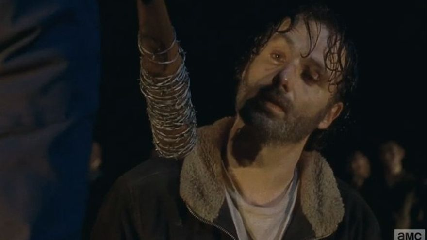 'The Walking Dead' revela el verdadero objetivo del polémico cliffhanger
