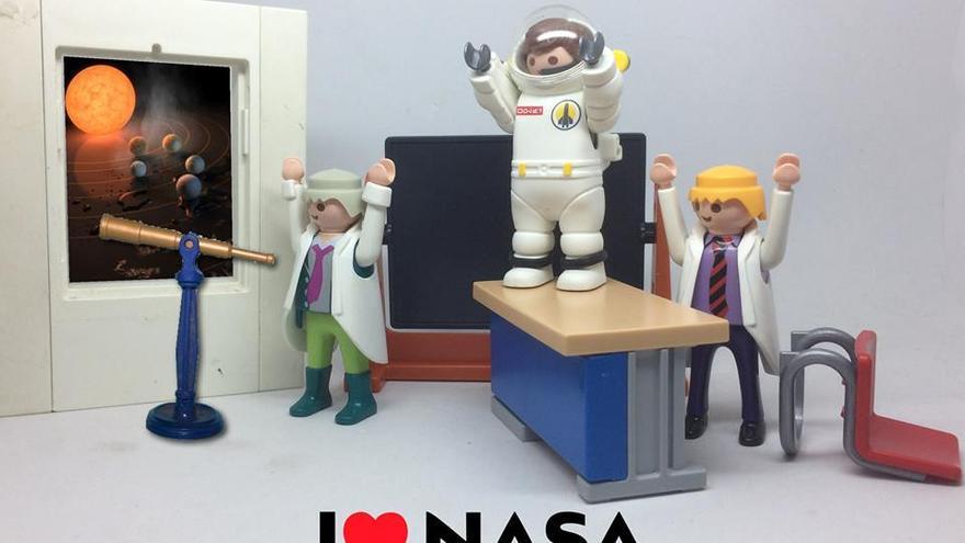 I love NASA