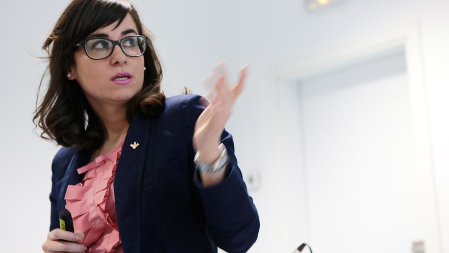 María José Olmeda.