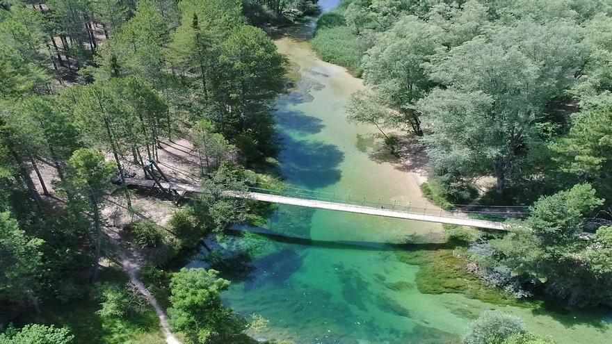 Castilla-La Mancha celebrará el Día Europeo de los Parques Naturales con rutas gratuitas