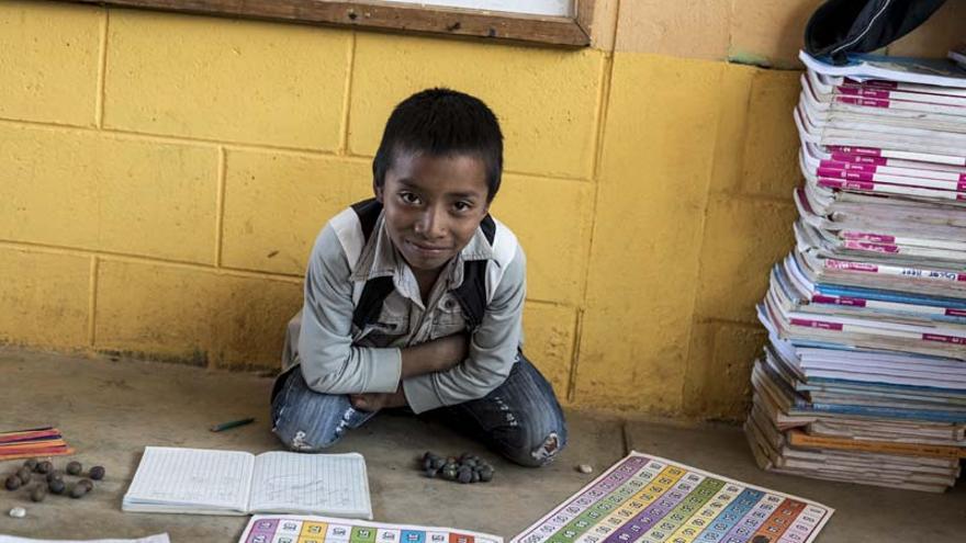 Educo desarrolla proyectos educativos en Guatemala y Filipinas.