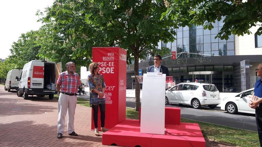 """López (PSE)acusa a Maroto (PP) de """"hacer del odio al inmigrante su único argumento electoral"""""""