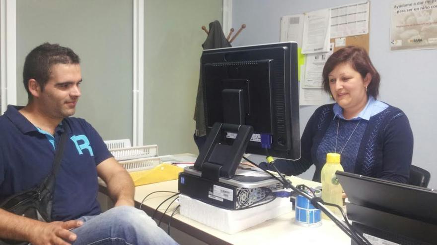 Registro de bebés del Hospital de La Palma.