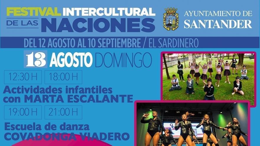 Mariachis, espectáculos de danza y actividades infantiles centrarán este domingo el Festival Intercultural