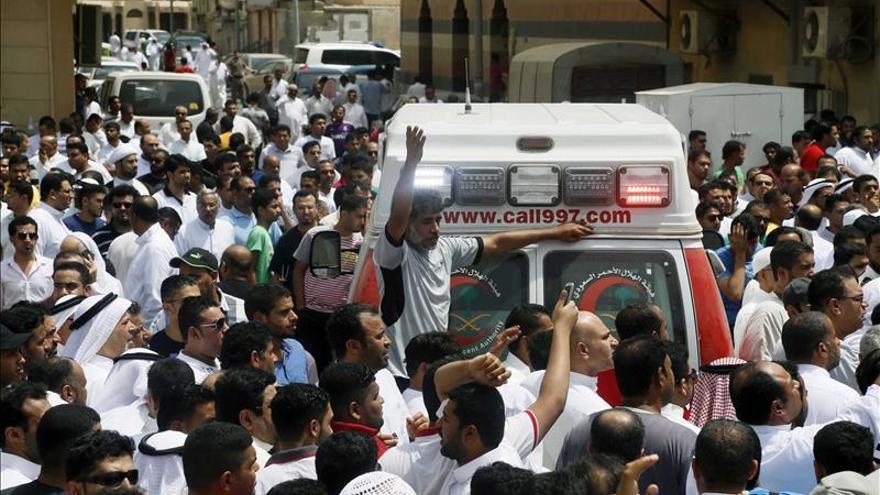 La Liga Árabe dice que el atentado en Arabia Saudí quiere elevar la tensión sectaria