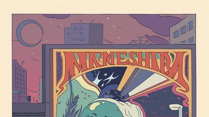 """La cultura pop japonesa se apodera de Cristian Robles en el cómic """"Mameshiba"""""""