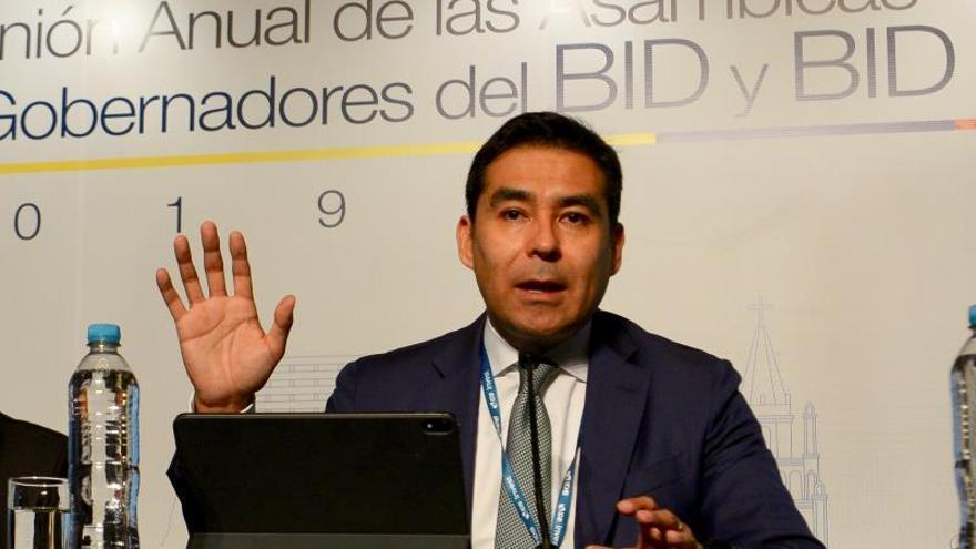 El BID baja la proyección de crecimiento de América Latina y el Caribe de 1,4 a 1,1 %