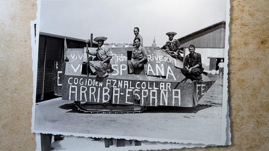 expo sevilla en guerra