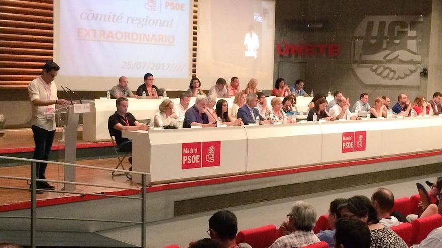 Un total de 15.482 militantes podrán participar en las primarias para elegir al próximo secretario general del PSOE-M