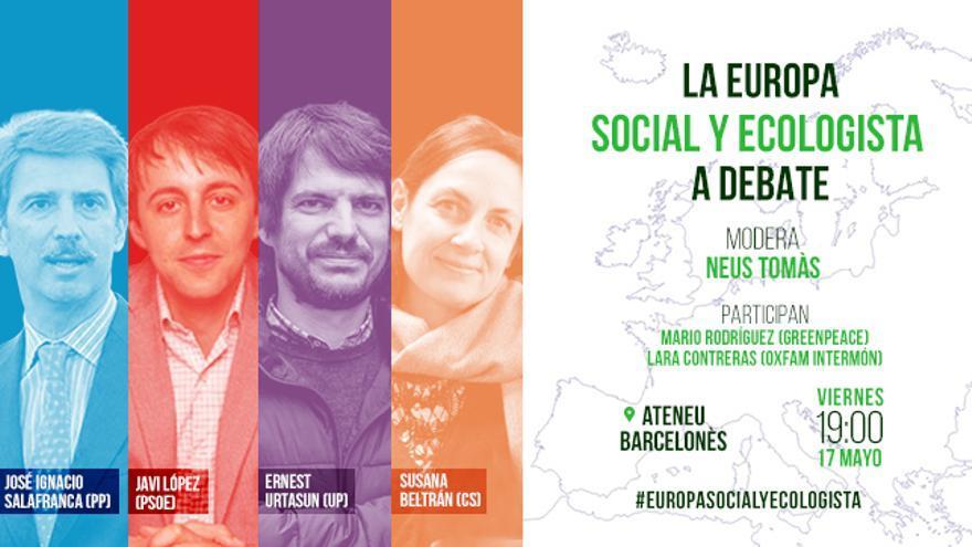 DEBATE | Europa social y ecologista