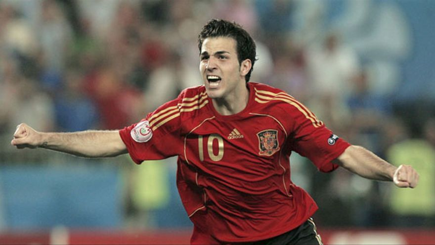 De la Selección española #12