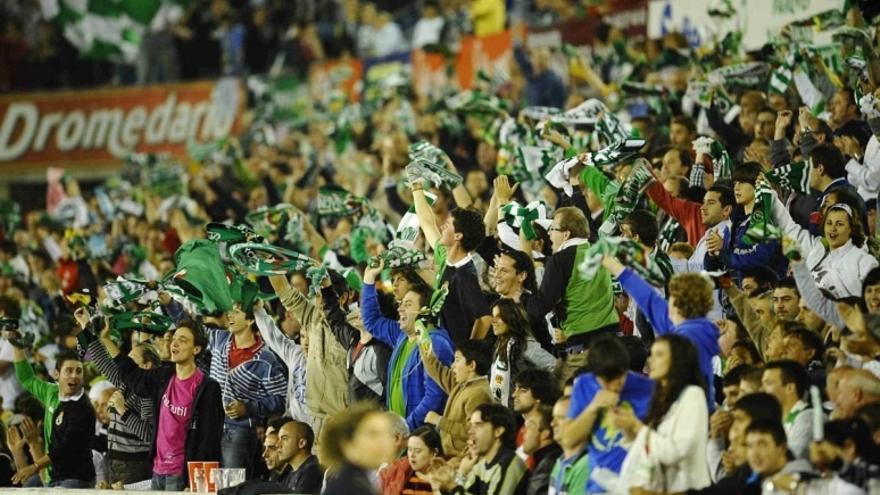 Más de 14.000 racinguistas asistirán en El Sardinero al partido del play off de ascenso a Segunda B