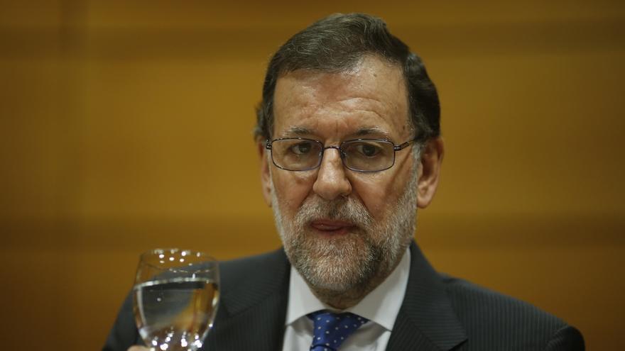 """Rajoy dice sentirse """"enormemente apenado"""" por la muerte de Barberá: """"Se hace muy duro esto"""""""