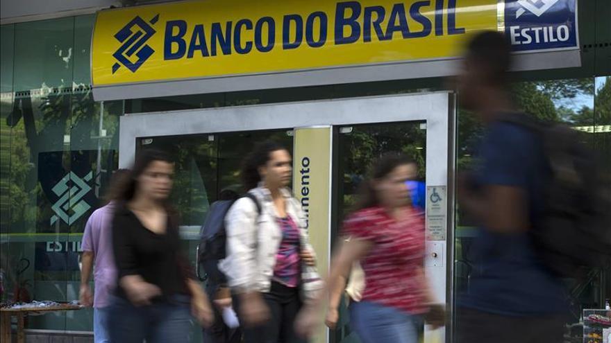 El mayor banco de Brasil duplica sus beneficios en el primer trimestre