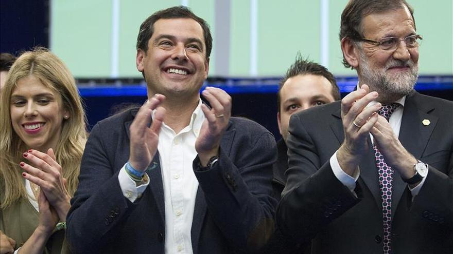 """Moreno pide un """"voto masivo"""" al PP para """"quitar candados"""" al progreso andaluz"""