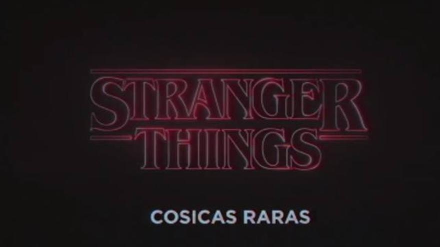 Netflix imagina la versión española de 'Stranger things': 'Cosicas raras'