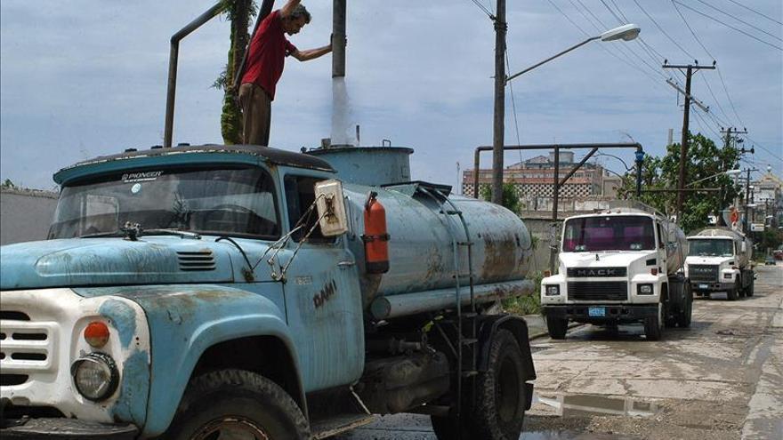 Cuba dedica un crédito otorgado por Arabia Saudí a rehabilitar las redes hidráulicas