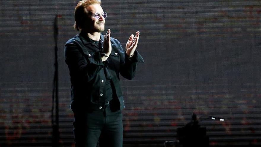 """U2 confirma que editará su disco """"Songs of experience"""" el 1 de diciembre"""