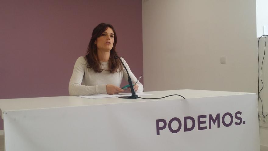 """Serra (Podemos) cree que la propuesta de Iglesias para Vistalegre es una """"especie de plebiscito sobre su liderazgo"""""""