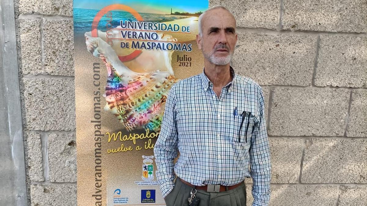 José Luis Peraza, experto en energías renovables