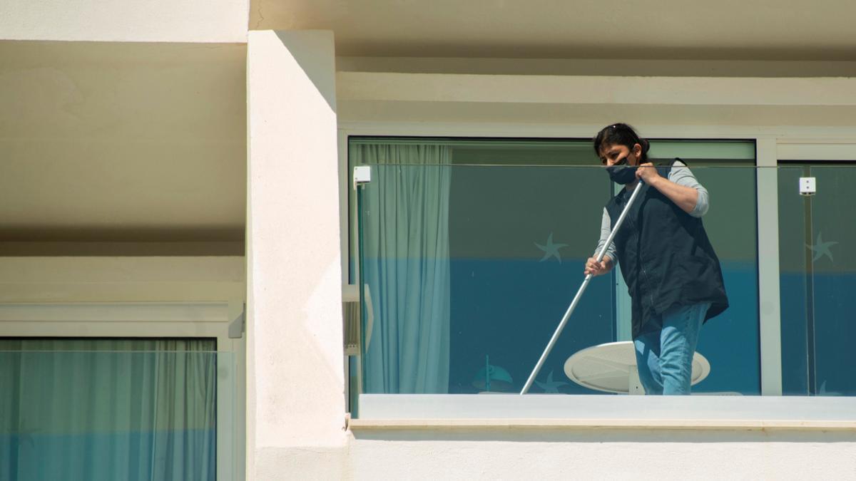 El 2,9 % de trabajadores sufrieron un accidente laboral en Extremadura durante 2020