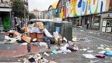 Negociación 'in extremis' para evitar la huelga indefinida de recogida de basuras del lunes en Madrid