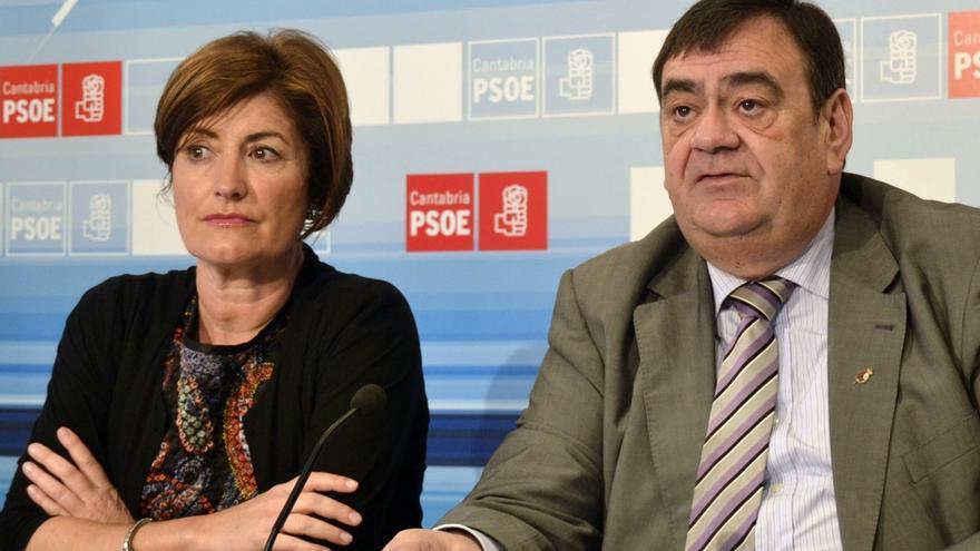 Los candidatos del PSOE cántabro serán los mismos que en diciembre