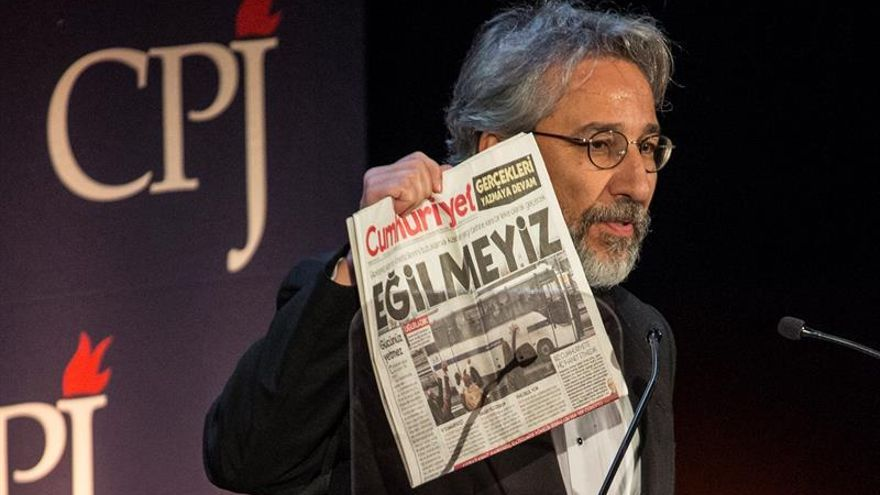 Los acusados del diario turco Cumhuriyet rechazan la acusación vinculada a la trama golpista