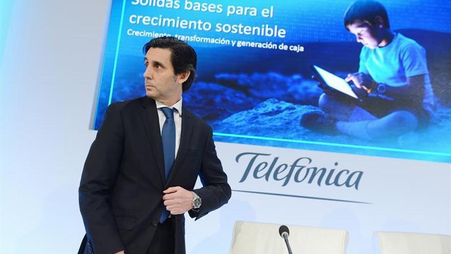 Competencia sanciona con 3 millones de euros a Telefónica