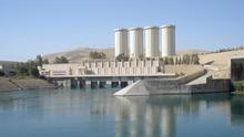 La presa de Mosul no corre riesgo de derrumbe, según un responsable iraquí