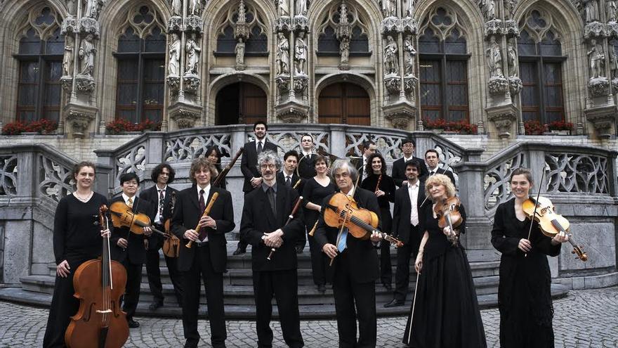 La orquesta de cámara belga La Petite Bande.