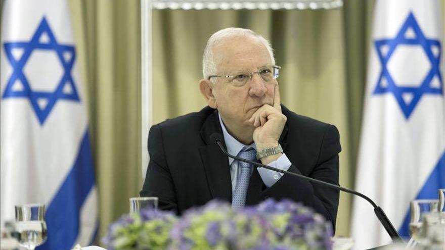 El presidente israelí designará mañana al nuevo ministro del país