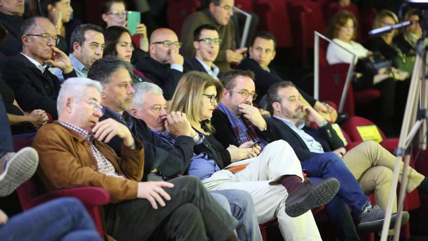 Público asistente a la presentación del documental GC Revolución Renovable.