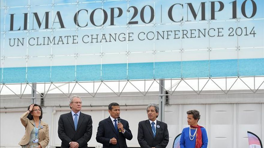 """Oxfam pide que en la COP20 de Lima se """"haga historia"""""""