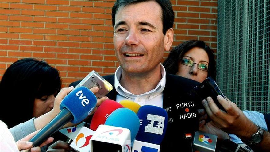 Tomás Gómez dice que no adjudicó parcelas a Marjaliza y actuará contra él