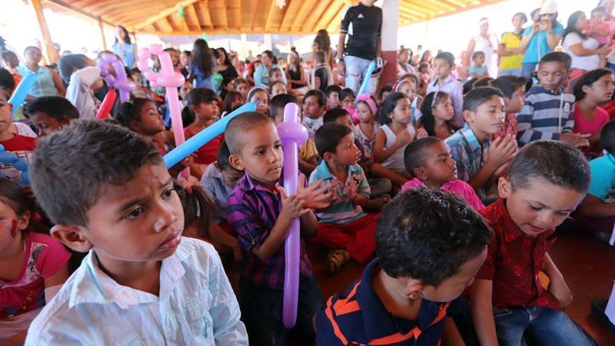 Antiguos guerrilleros de FARC celebran primera Navidad en paz y en familia