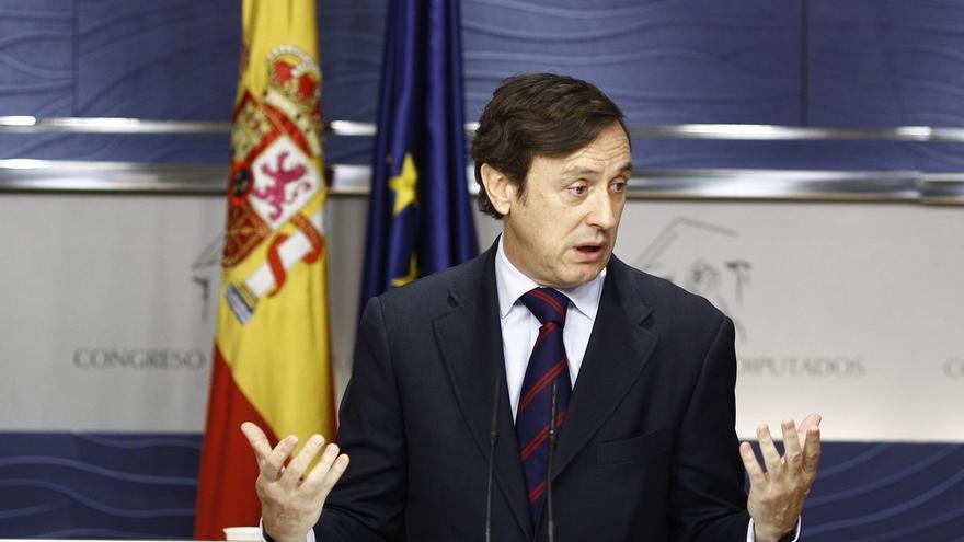 """El PP afirma que Rajoy intentará formar Gobierno con una """"oferta abierta al PSOE"""", si Sánchez fracasa"""