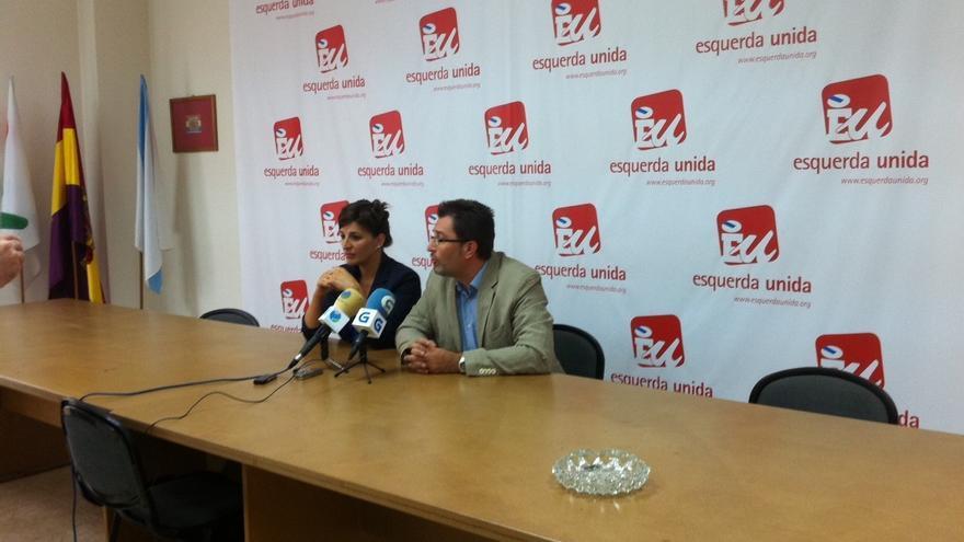 La militancia de IU en Galicia vota este jueves en referéndum si respalda la coalición con la formación de Beiras