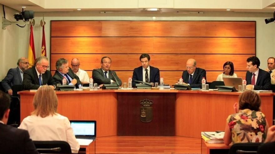 Comisión en las Cortes. FOTO: Europa Press