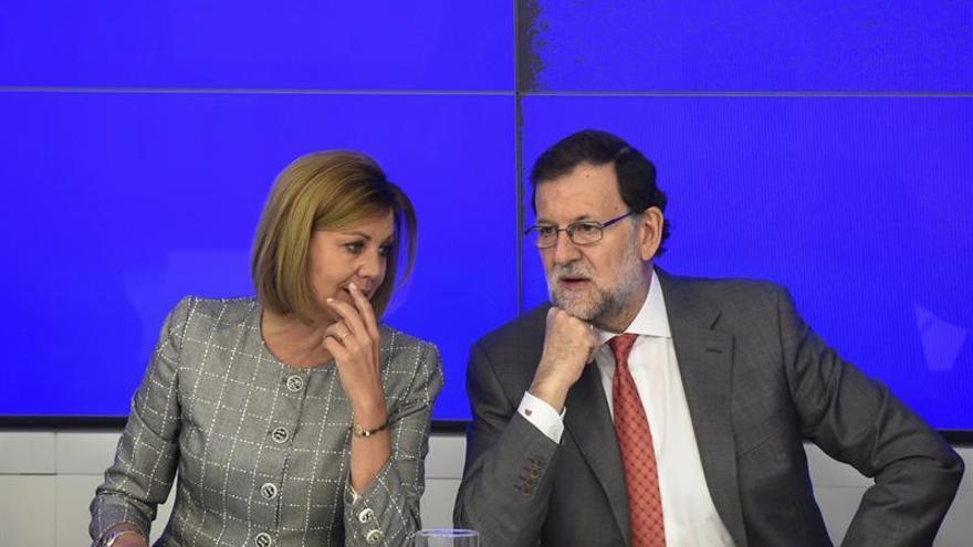 Rajoy reúne a la cúpula del PP el mismo día que Bárcenas va al Congreso