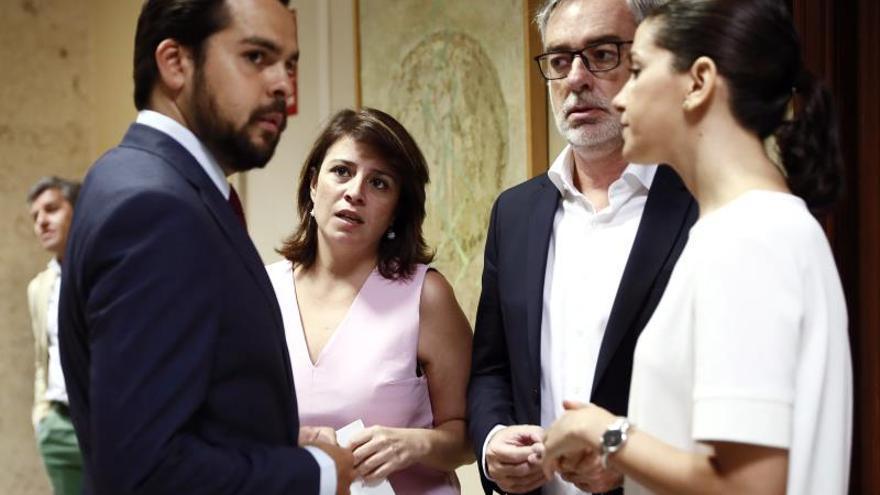 Páramo, secretary of Communication of Cs, leaves politics and the seat