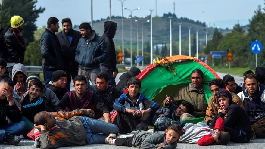 El Gobierno griego atrasa la ley para aplicar el acuerdo UE-Turquía