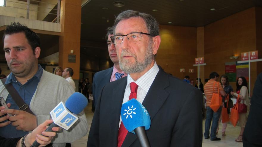 """Presidente Parlamento andaluz espera que la justicia funcione """"con absoluta diligencia"""" respecto a Sánchez Gordillo"""